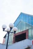 Κεντρικό γραφείο δημόσιου πανεπιστημίου Στοκ φωτογραφίες με δικαίωμα ελεύθερης χρήσης