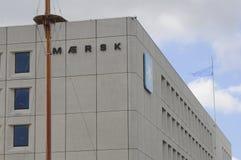 ΚΕΝΤΡΙΚΌ ΓΡΑΦΕΊΟ MAERSK Στοκ Εικόνες