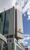 Κεντρικό γραφείο Sberbank στη Μόσχα, Ρωσία Κεντρικό κεντρικό γραφείο Στοκ Εικόνες