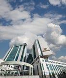 Κεντρικό γραφείο Sberbank στη Μόσχα, Ρωσία Κεντρικό κεντρικό γραφείο Στοκ εικόνα με δικαίωμα ελεύθερης χρήσης