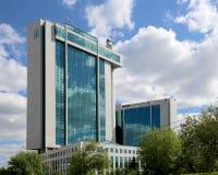 Κεντρικό γραφείο Sberbank στη Μόσχα, Ρωσία Στοκ Εικόνα