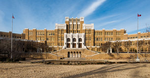 Κεντρικό γυμνάσιο Λιτλ Ροκ Στοκ Φωτογραφία