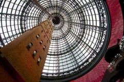 Κεντρικό εμπορικό κέντρο της Μελβούρνης Στοκ Φωτογραφίες