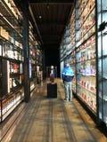 Κεντρικό κατάστημα επισκεπτών Macallan στοκ φωτογραφίες
