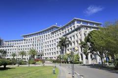 Κεντρικό κτίριο της κυβέρνησης περιοχής haicang Στοκ εικόνα με δικαίωμα ελεύθερης χρήσης