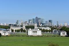 Κεντρικό Λονδίνο το καλοκαίρι στοκ φωτογραφία με δικαίωμα ελεύθερης χρήσης