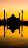 Κεντρικό μουσουλμανικό τέμενος Στοκ Φωτογραφία
