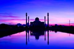 Κεντρικό μουσουλμανικό τέμενος Στοκ φωτογραφίες με δικαίωμα ελεύθερης χρήσης