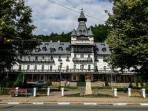 Κεντρικό ξενοδοχείο Στοκ Φωτογραφία