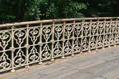 κεντρικό πάρκο γεφυρών στοκ εικόνες