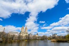 Κεντρικό πάρκο, πόλη της Νέας Υόρκης Στοκ φωτογραφία με δικαίωμα ελεύθερης χρήσης