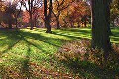 Κεντρικό πάρκο σε NYC Στοκ φωτογραφία με δικαίωμα ελεύθερης χρήσης