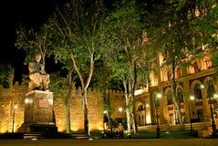 κεντρικό πάρκο του Αζερμ&pi Στοκ Εικόνες