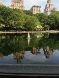 κεντρικό πάρκο Στοκ φωτογραφία με δικαίωμα ελεύθερης χρήσης