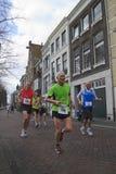κεντρικό παλαιό τρέξιμο Στοκ φωτογραφία με δικαίωμα ελεύθερης χρήσης