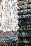 κεντρικό σύγχρονο γραφείο Sony Στοκ Εικόνες