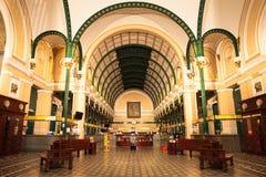Κεντρικό ταχυδρομείο Saigon Στοκ Εικόνες