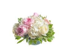 Κεντρικό τεμάχιο λουλουδιών Στοκ Εικόνες