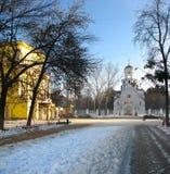 κεντρικό fryazino Στοκ φωτογραφίες με δικαίωμα ελεύθερης χρήσης