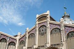 κεντρικό mercado Βαλέντσια στοκ φωτογραφία με δικαίωμα ελεύθερης χρήσης