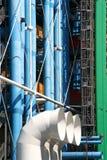 κεντρικό pompidou στοκ εικόνες