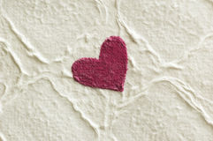 κεντροθετημένες καρδιέ&sigm Στοκ εικόνες με δικαίωμα ελεύθερης χρήσης