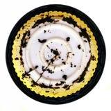 κενός δίσκος κέικ Στοκ φωτογραφία με δικαίωμα ελεύθερης χρήσης