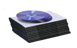 κενός δίσκος περιπτώσεω&nu Στοκ Φωτογραφία