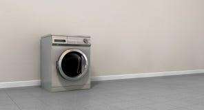 Κενός ενιαίος πλυντηρίων Στοκ φωτογραφίες με δικαίωμα ελεύθερης χρήσης