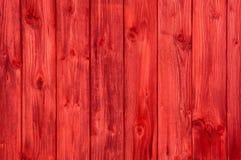 Κενός και κανένας κόκκινο ξύλινο υπόβαθρο Στοκ εικόνα με δικαίωμα ελεύθερης χρήσης