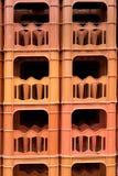 κενός κλουβιών μπουκαλ& Στοκ Φωτογραφία