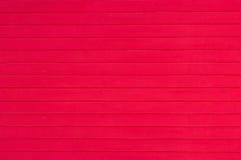 Κενός κόκκινος ξύλινος για το υπόβαθρο Στοκ εικόνες με δικαίωμα ελεύθερης χρήσης