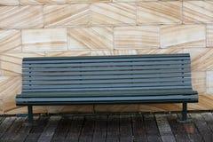 κενός ξύλινος πάγκων Στοκ φωτογραφίες με δικαίωμα ελεύθερης χρήσης