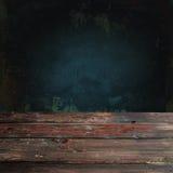 Κενός ξύλινος πίνακας Στοκ Φωτογραφίες