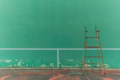 Κενός πίνακας κτύπου αντισφαίρισης Στοκ φωτογραφία με δικαίωμα ελεύθερης χρήσης