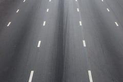 Κενός δρόμος πόλεων στοκ φωτογραφίες με δικαίωμα ελεύθερης χρήσης