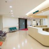 Κενός σταθμός νοσοκόμων Στοκ Εικόνα