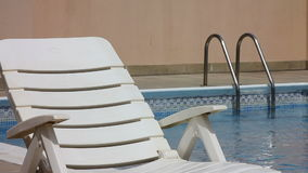 κενός στην πισίνα απόθεμα βίντεο