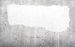 Κενός τοίχος Στοκ Φωτογραφίες