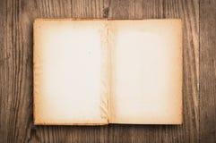 κενός τρύγος βιβλίων Στοκ Φωτογραφίες