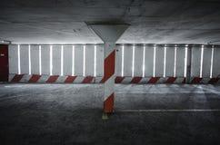 κενός χώρος στάθμευσης γ& Στοκ εικόνες με δικαίωμα ελεύθερης χρήσης