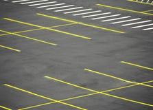 κενός χώρος στάθμευσης μ&eps Στοκ Εικόνα