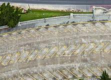 Κενός χώρος στάθμευσης Στοκ εικόνες με δικαίωμα ελεύθερης χρήσης