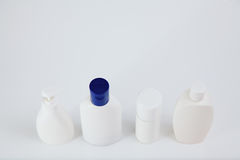 Κενό άσπρο σύνολο προτύπων σχεδίου προτύπων σωλήνων Στοκ εικόνα με δικαίωμα ελεύθερης χρήσης
