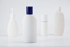 Κενό άσπρο σύνολο προτύπων σχεδίου προτύπων σωλήνων Στοκ φωτογραφία με δικαίωμα ελεύθερης χρήσης