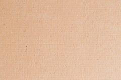 Κενό, αφηρημένο υπόβαθρο χαρτονιού κιβωτίων καφετιού εγγράφου Στοκ Φωτογραφία