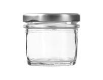 Κενό βάζο ΚΑΠ που απομονώνεται στο άσπρο υπόβαθρο Στοκ εικόνες με δικαίωμα ελεύθερης χρήσης
