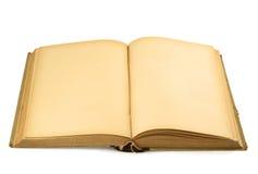 κενό βιβλίο Στοκ εικόνες με δικαίωμα ελεύθερης χρήσης