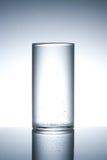 κενό γυαλί που απεικονί&zeta Στοκ Εικόνες