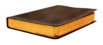 κενό δέρμα βιβλίων Στοκ φωτογραφία με δικαίωμα ελεύθερης χρήσης